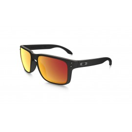 POLARIZED HOLBROOK™ MATTE BLACK RUBY