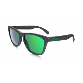 FROGSKINS® DARK GREY / JADE IRIDIUM