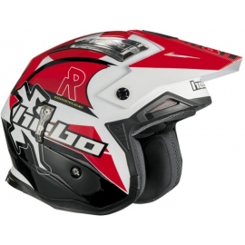 Casco trial Zone 4 LINK R HEBO