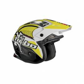 Casco trial Zone 4 LINK Y HEBO